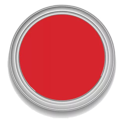 Ronan Japan Color POSTER RED
