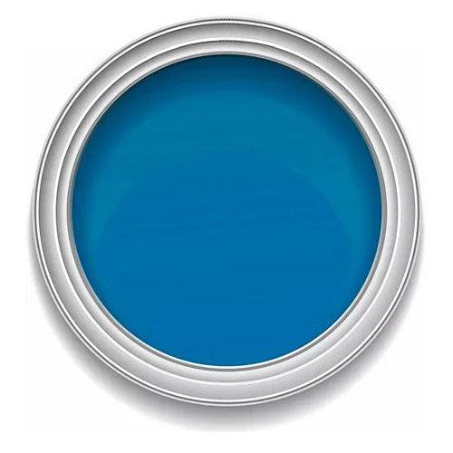Ronan One-Stroke PROCESS BLUE lettering enamel