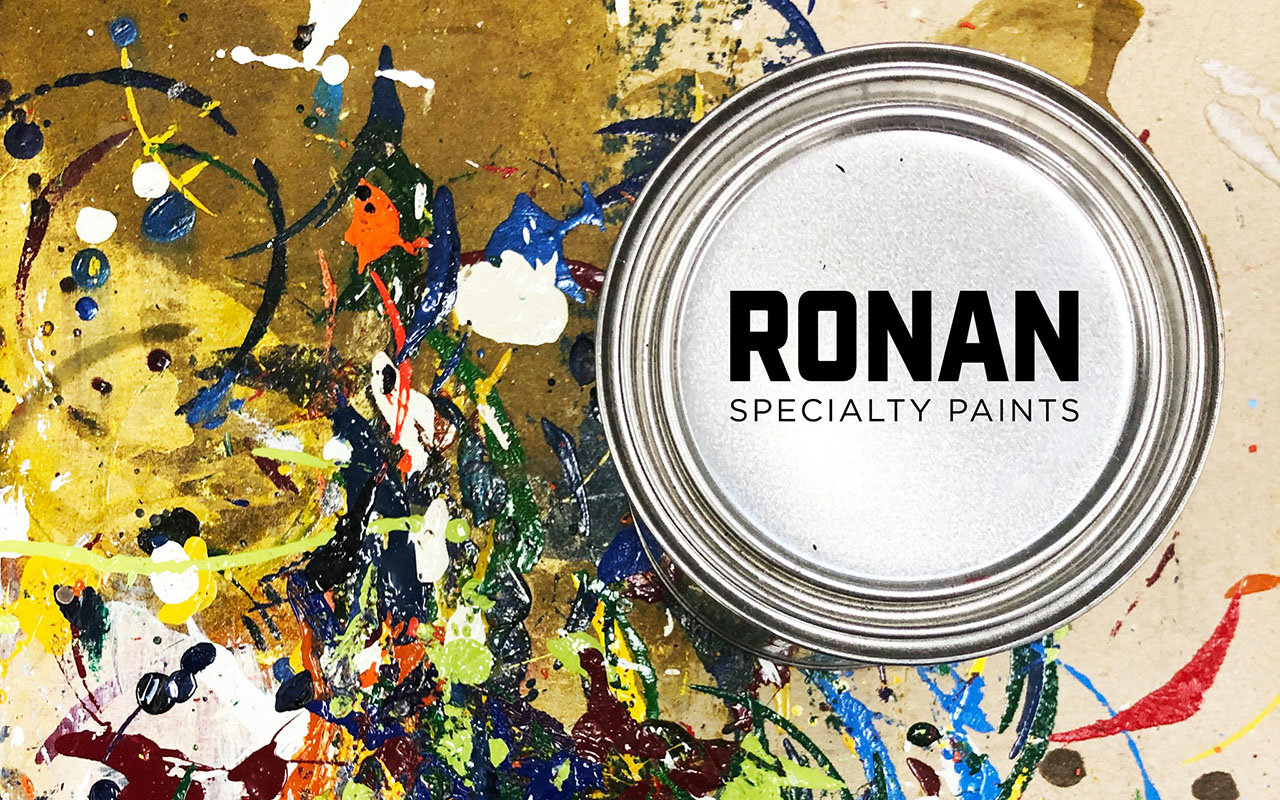 Ronan Paints coming to the UK