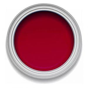 Ronan One-Stroke RUBINE RED lettering enamel