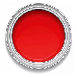Ronan One-Stroke SCARLET RED lettering enamel