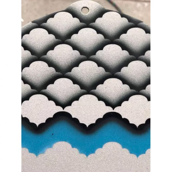 Stick It Stencils - Cloud 9 - Airbrush stencils