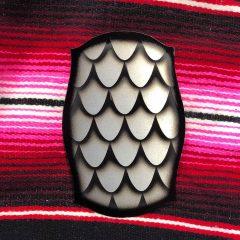 Stick It Stencils - Dragon Scales - Airbrush stencils