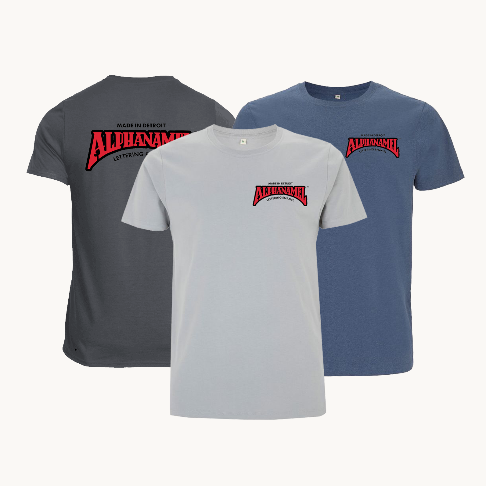 Alphanamel T-shirt