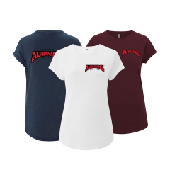 Ladies Alphanamel T-shirts