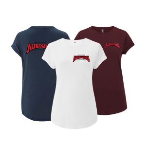 Ladies Alphanamel T-shirts