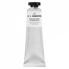 NAZDAR 'back up' black - Glass paint 60ml