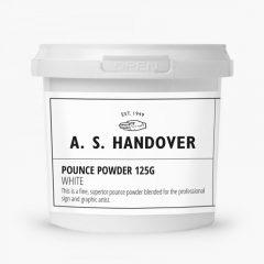Pounce Powder White 125g
