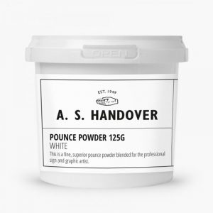 Pounce Powder White 125g