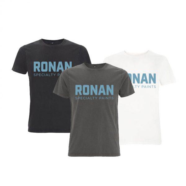 Ronan Paints T-Shirt - mens
