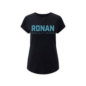 Ronan Paints T-shirt - ladies