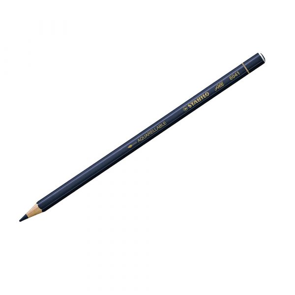 Stabilo All Surface Pencil Blue